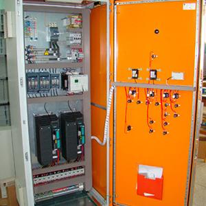 Quadro de Distribuição Elétrica Industrial