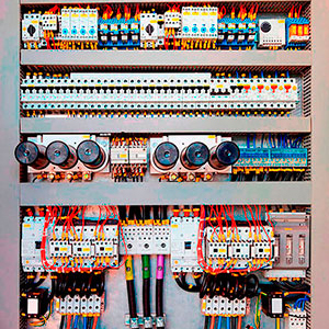 Quadro Elétrico de Distribuição Industrial