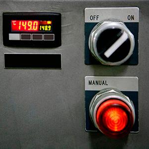 Comandos elétricos para automação industrial