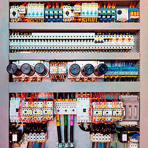 Painel de Comandos Elétricos