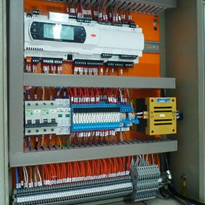 Painel Elétrico Refrigeração