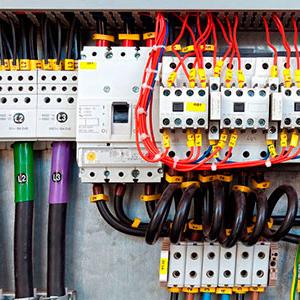 Quadro de Distribuição Elétrica