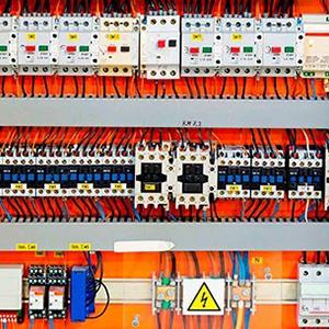 Quadro de Distribuição Elétrica Externo